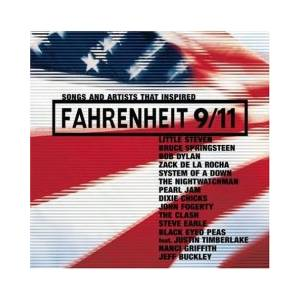 Songs And Artists That Inspired Fahrenheit 9/11 - Cover