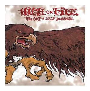 High On Fire: Art Of Self Defense, The - Cover