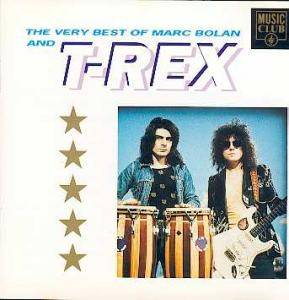 Marc Bolan & T. Rex: Very Best Of Marc Bolan And T. Rex, The - Cover