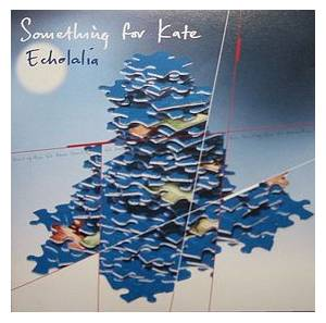 Cover - Something For Kate: Echolalia