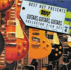 Cover - Addict: Best Buy Presents Guitars, Guitars, Guitars.