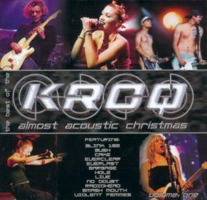 KROQ almost acoustic christmas - Cover