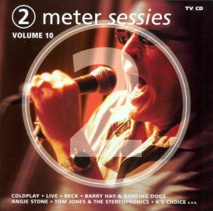 Cover - Coldplay: 2 Meter Sessies Volume 10