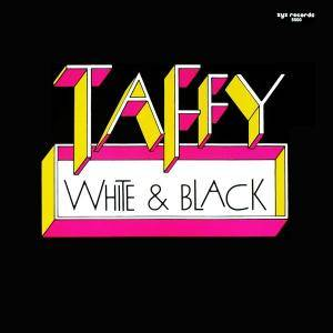 Cover - Taffy: White & Black