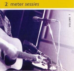 Cover - Brian Kennedy: 2 Meter Sessies Volume 1