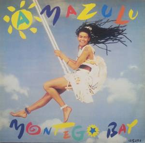 Amazulu: Montego Bay - Cover