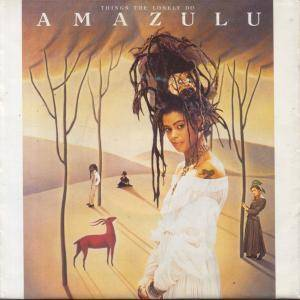 Cover - Amazulu: Things The Lonley Do