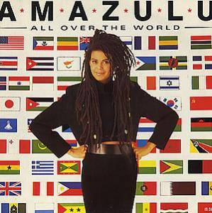 Cover - Amazulu: All Over The World