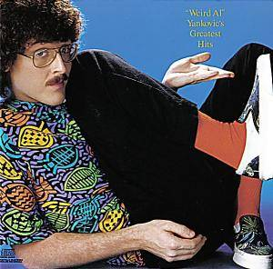 """Weird Al"" Yankovic: Greatest Hits - Cover"