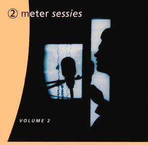 Cover - Roachford: 2 Meter Sessies Volume 2
