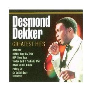 Desmond Dekker: Greatest Hits - Cover