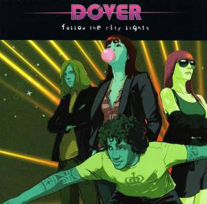 Cover - Dover: Follow The City Lights