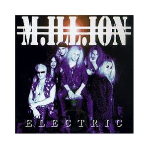 M.ill.ion: Electric - Cover