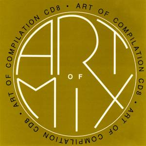 Cover - Moskwa TV: Art Of Compilation CD 8