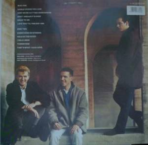 Crowded House: Crowded House (LP) - Bild 2
