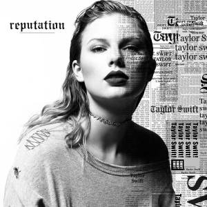 Cover - Taylor Swift: Reputation