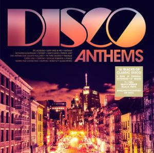 Disco Anthems - Cover