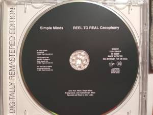 Simple Minds: Real To Real Cacophony (CD) - Bild 3