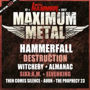 Cover - Almanac: Metal Hammer - Maximum Metal Vol. 233
