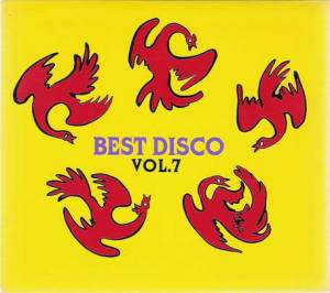 Cover - Paula Evans: Best Disco Vol. 7
