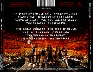 Iron Maiden: The Book Of Souls: Live Chapter (2-CD) - Bild 3