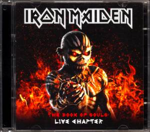Iron Maiden: The Book Of Souls: Live Chapter (2-CD) - Bild 5