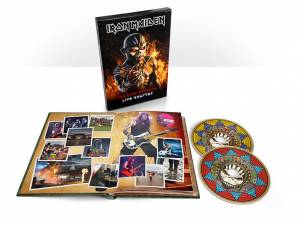 Iron Maiden: The Book Of Souls: Live Chapter (2-CD) - Bild 2