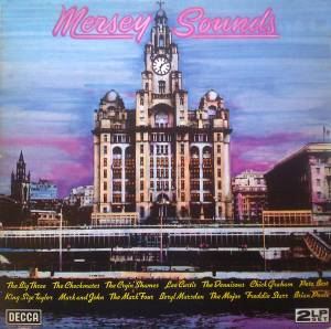 Cover - Big Three, The: Mersey Sounds
