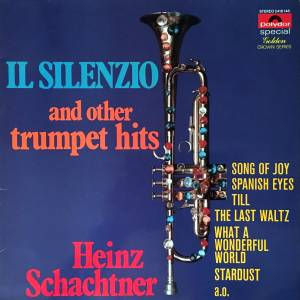 Cover - Heinz Schachtner: Il Silenzio And Other Trumpet Hits