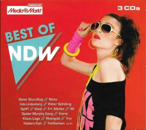 Cover - Combo Colossale: Best Of NDW (Media Markt)