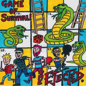 Cover - Ejected, The: Game Of Survival!