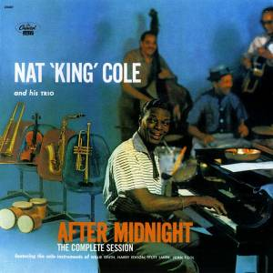 Cover - Nat King Cole: After Midnight - The Complete Session