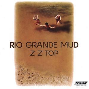 ZZ Top: Rio Grande Mud - Cover