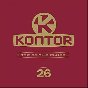 Kontor - Top Of The Clubs Vol. 26 - Cover