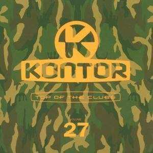 Kontor - Top Of The Clubs Vol. 27 - Cover