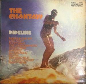 Cover - Chantays, The: Pipeline
