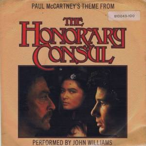 Cover - Quimantu: [Paul Mccartney's Theme From] The Honorary Consul