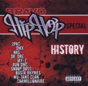 Bravo Hiphop Special History - Cover
