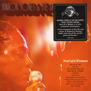 Cover - Sharon Jones  & The Dap-Kings: Soul Of A Woman