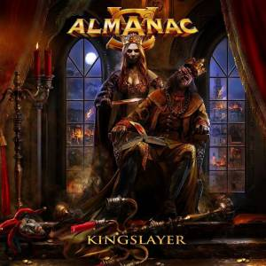 Cover - Almanac: Kingslayer