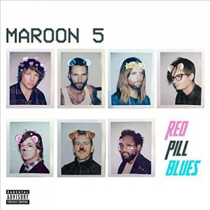 Cover - Maroon 5: Red Pill Blues
