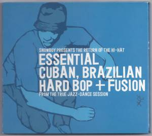 Return Of The Hi-Hat - Essential Cuban, Brazilian Hard Bop Fusion, The - Cover