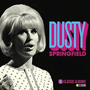Cover - Dusty Springfield: 5 Classic Albums