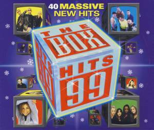 Cover - Lovestation: Box Hits 99 - 40 Massive New Hits, The