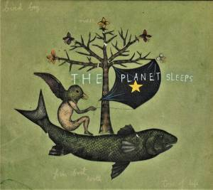 Planet Sleeps, The - Cover