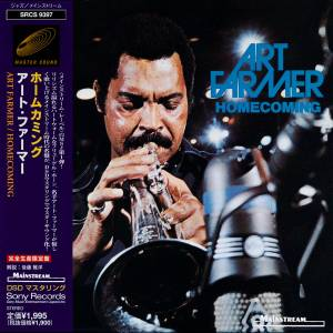 Cover - Art Farmer: Homecoming