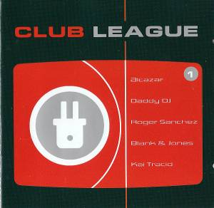 Cover - Junkfood Junkies: Club League 1