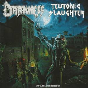 Cover - Darkness: Staatsfeind / Damnation & Violence