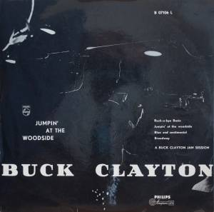 Cover - Buck Clayton: Jumpin' At The Woodside