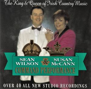 Cover - Susan McCann: Command Performance